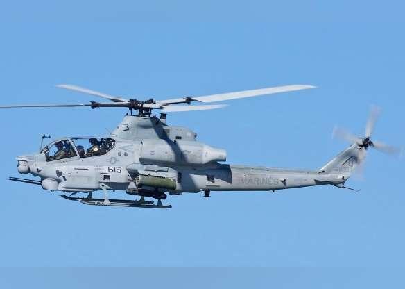 44. Bell AH-1Z Viper