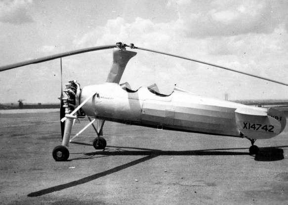 تاریخچه هواپیماهای نظامی آمریکا - 9. Kellett KD-1