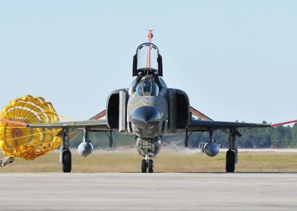41. BAe QF-4 (McDonnell Douglas F-4 Phantom II)
