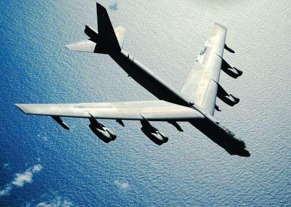 تاریخچه هواپیماهای نظامی آمریکا - 22. B-52 Stratofortress