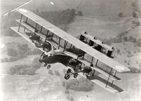 تاریخچه هواپیماهای نظامی آمریکا - 7. بمب افکن Witteman-Lewis XNBL-1