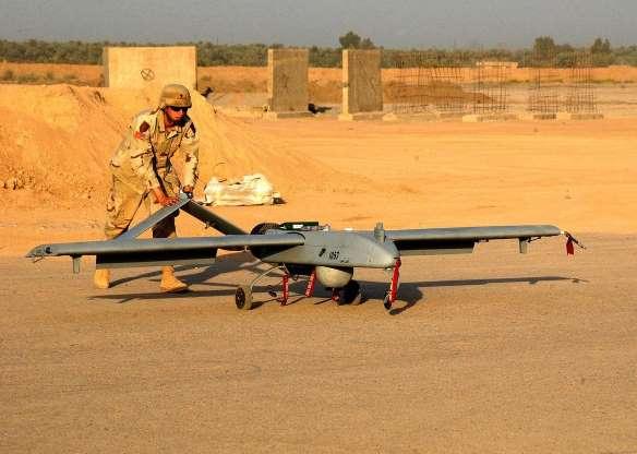 45. AAI (Textron) RQ-7 Shadow