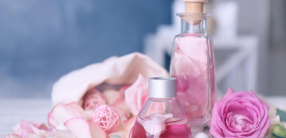 10 ترند از بهترین عطرهای طبیعی