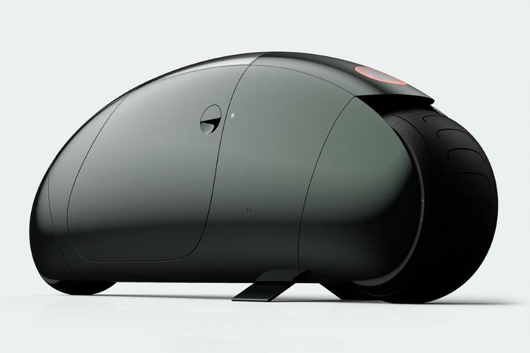 بدنه مشکی The Autonomous LDR
