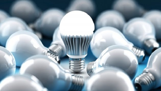 6. چراغهای LED را جایگزین نمونههای قدیمیتر کنید