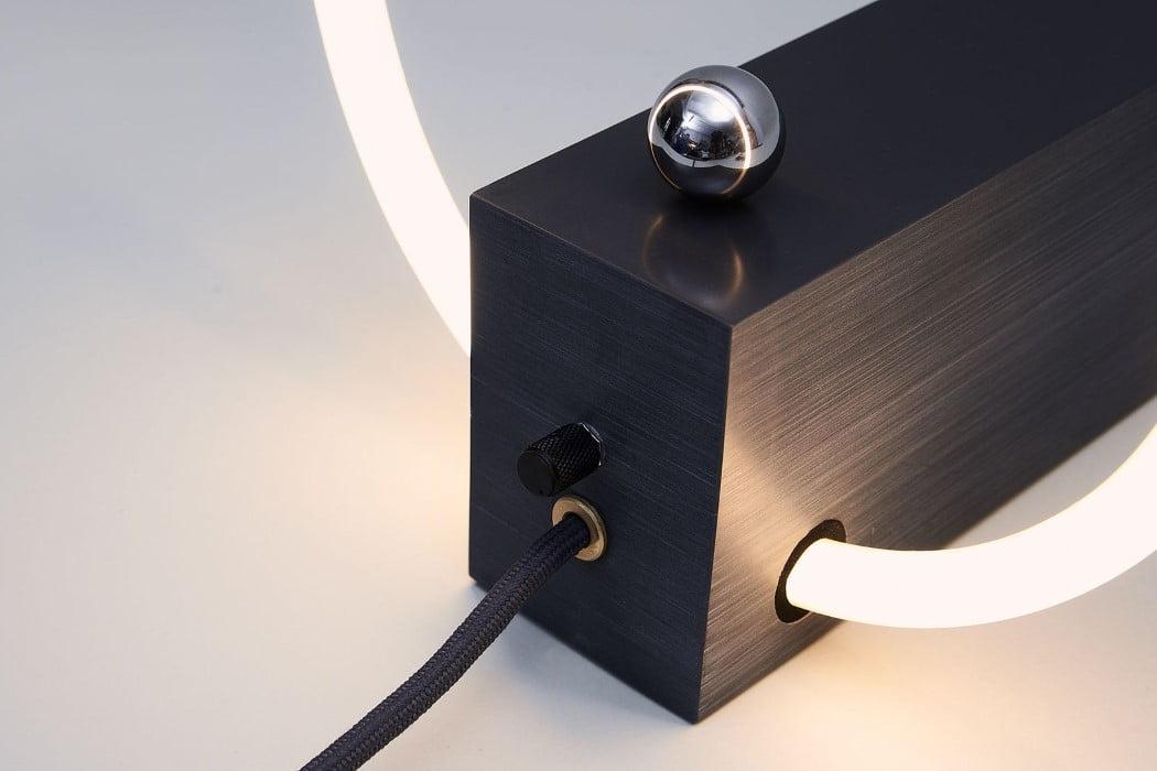 اختراع دوباره کلید برق - کلید تنظیم روشنایی لامپ