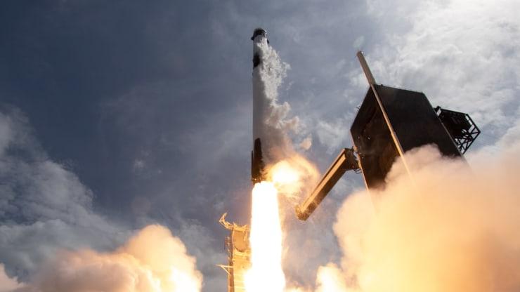 اتمام ماموریت تاریخی ناسا - پرواز آزمایشی
