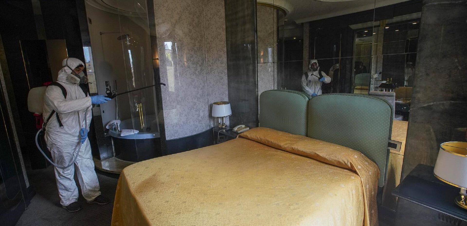 بهداشت اقامت در هتل هنگام مسافرت با وجود ویروس کرونا