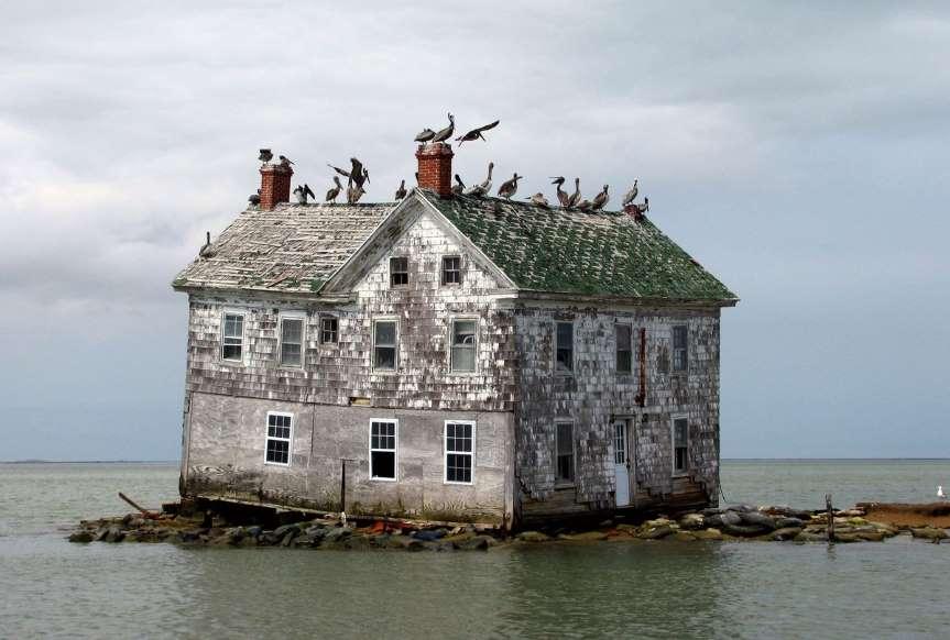 10. جزیره Holland، مریلند