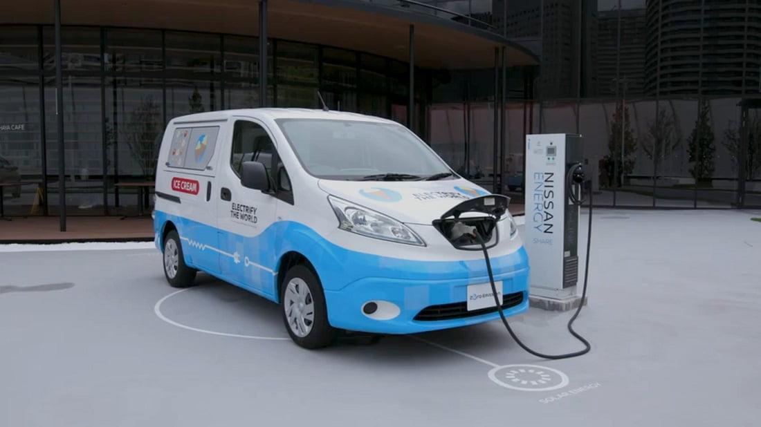 ارز رایج پارکینگها در آینده - ایستگاه دریافت انرژی الکتریکی