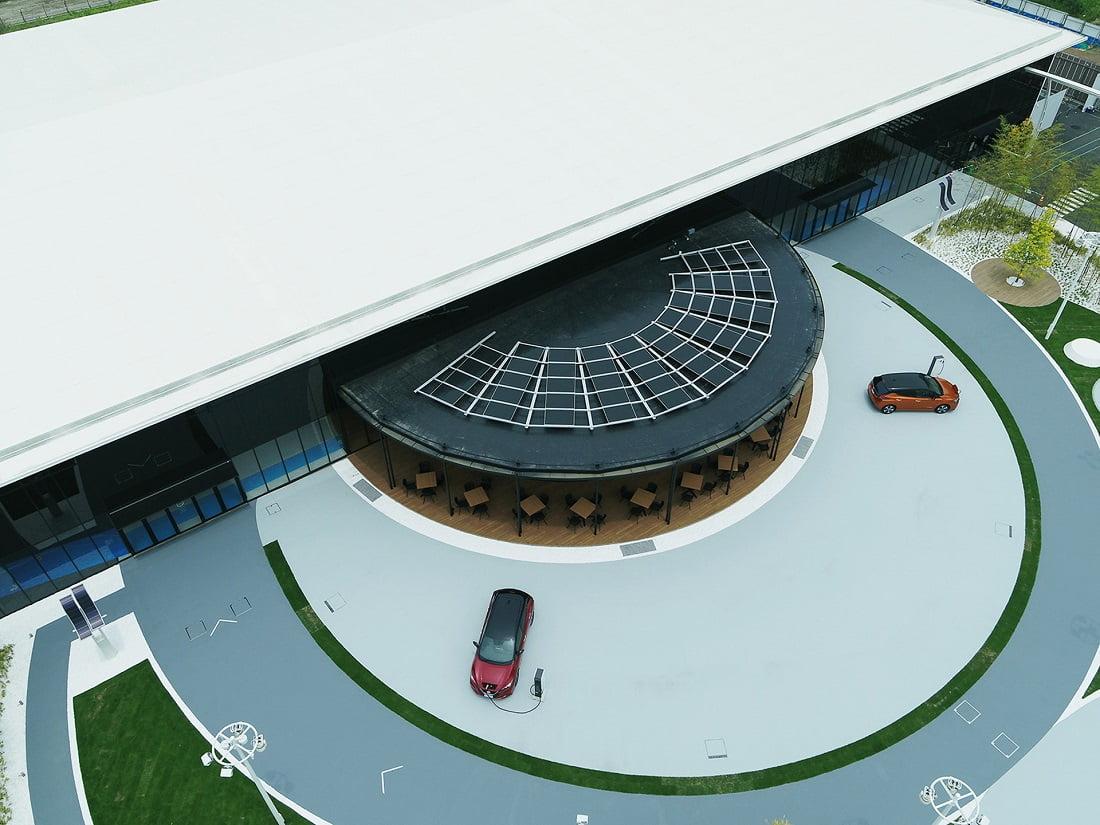 ارز رایج پارکینگها در آینده - محوطه پارکینگهای مخصوص
