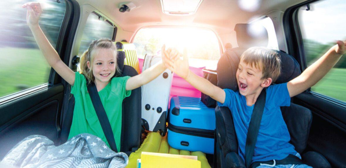 5 بازی کودکانه در سفر