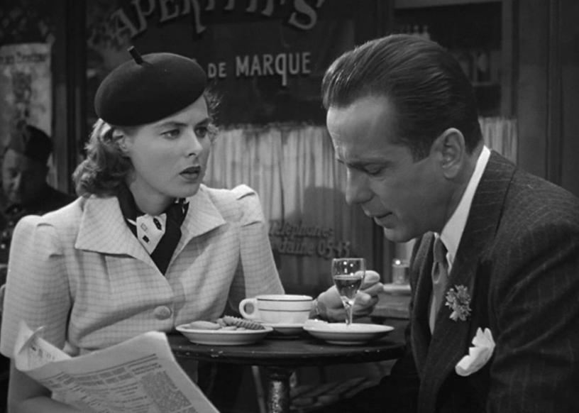 10 فیلم برتر جنگی جهان - 1. کازابلانکا (1942) Casablanca