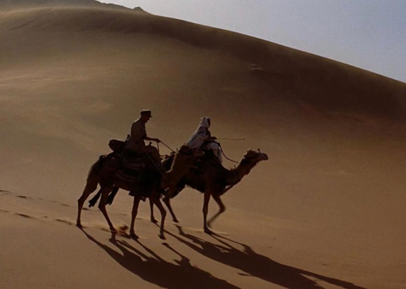 10 فیلم برتر جنگی جهان - 2. لورنس عربستان (1962) Lawrence of Arabia