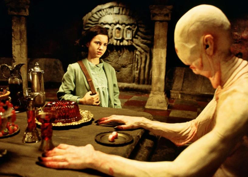 10 فیلم برتر جنگی جهان - 4. هزارتوی پان (2006) Pan's Labyrinth