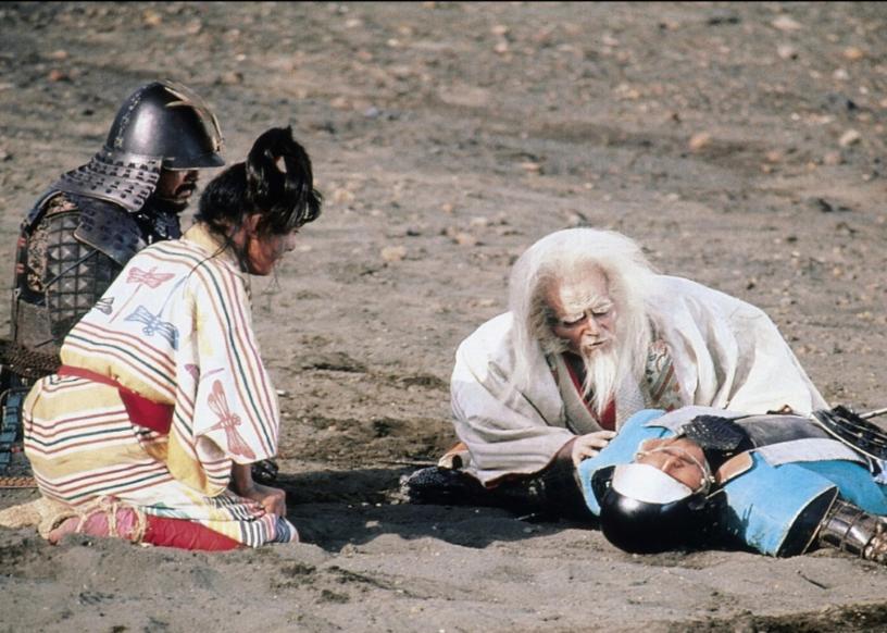 7. ران (1985) Ran