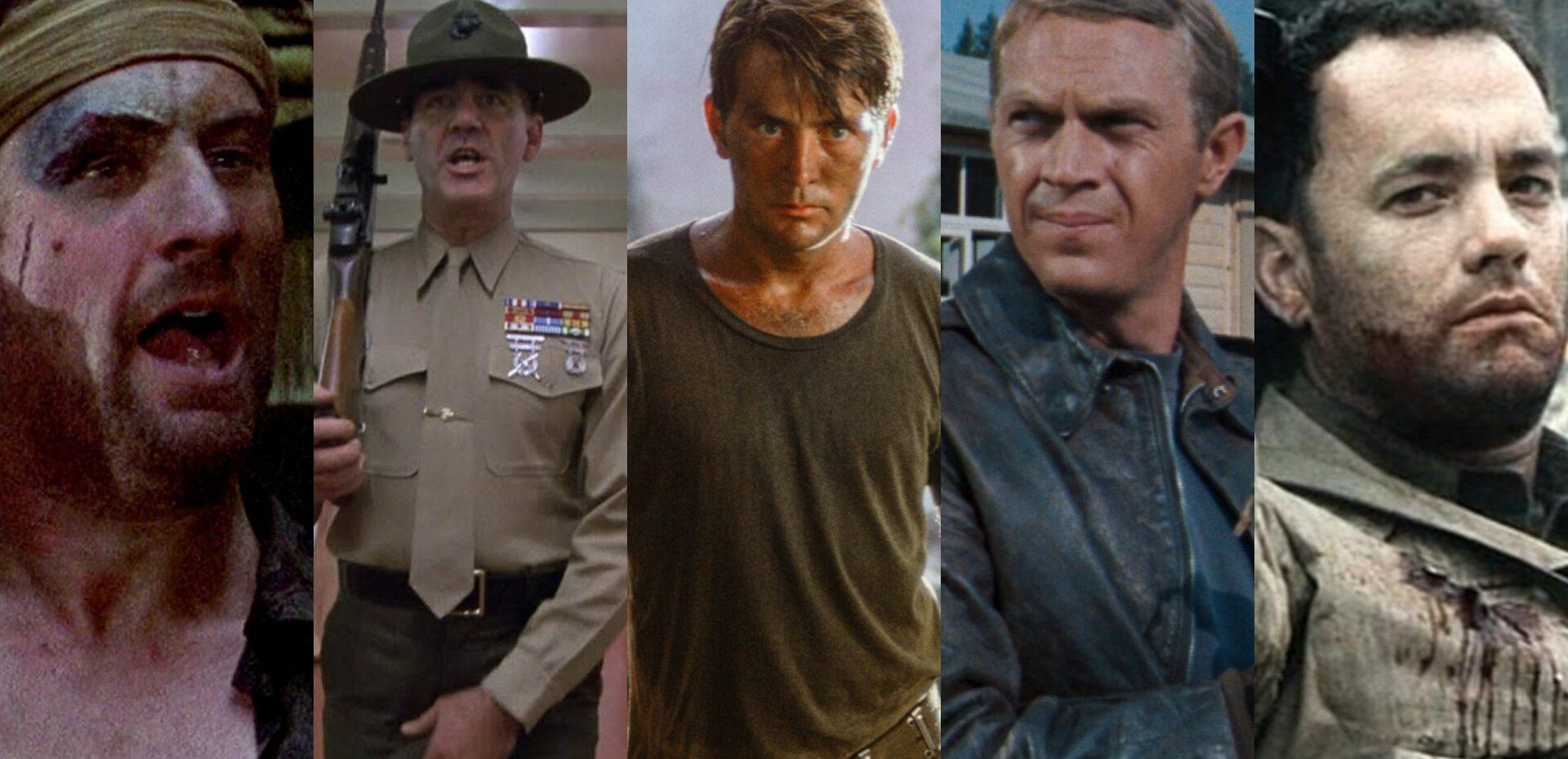 10 فیلم برتر جنگی جهان