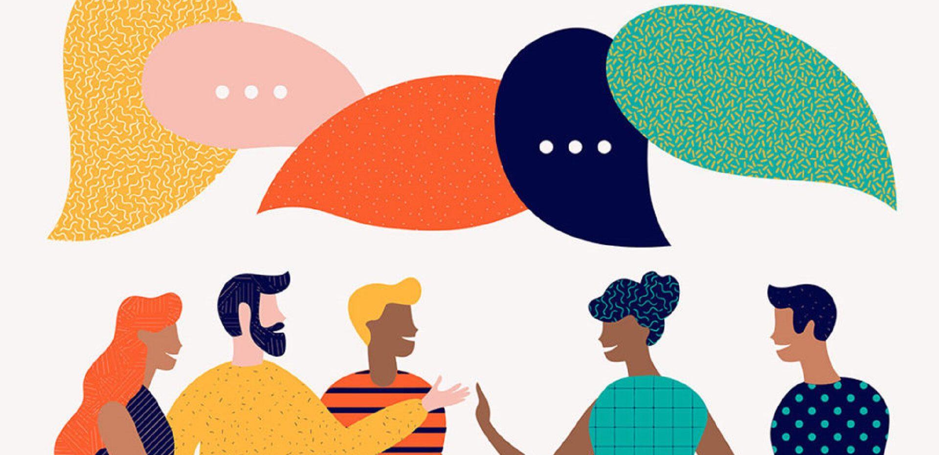 15 جمله آغازگر مکالمه در فضای مجازی
