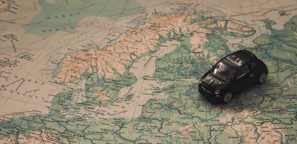 راهنمای برنامهریزی یک سفر جادهای با اتومبیل شخصی