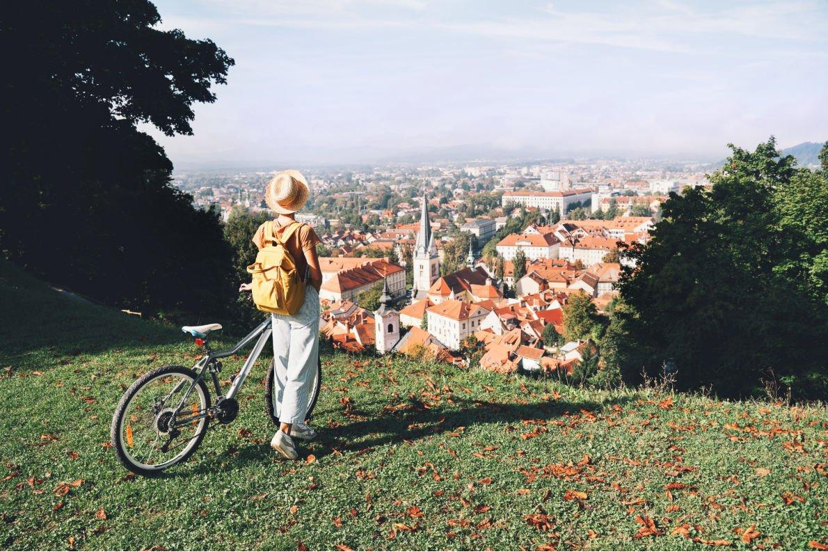 لیوبلیانا در کشور اسلوونی