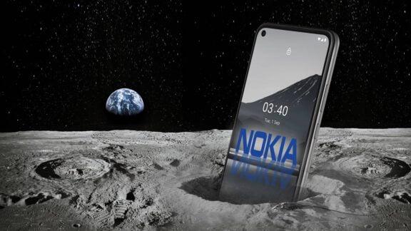 4G در ماه