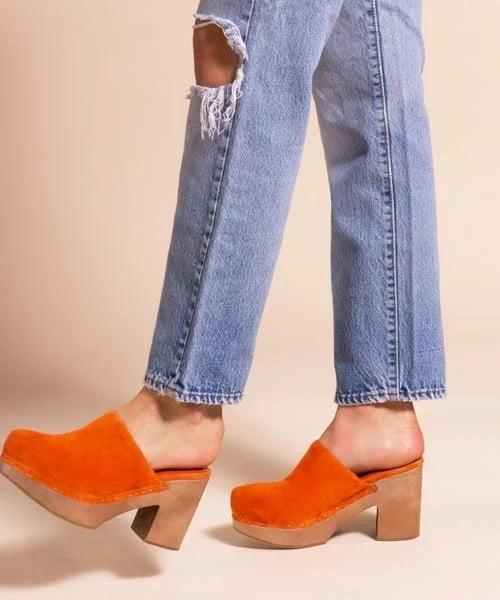 زشتترین ترندهای پوشاک پاییزی - پایین تنه کفشهای بدقواره