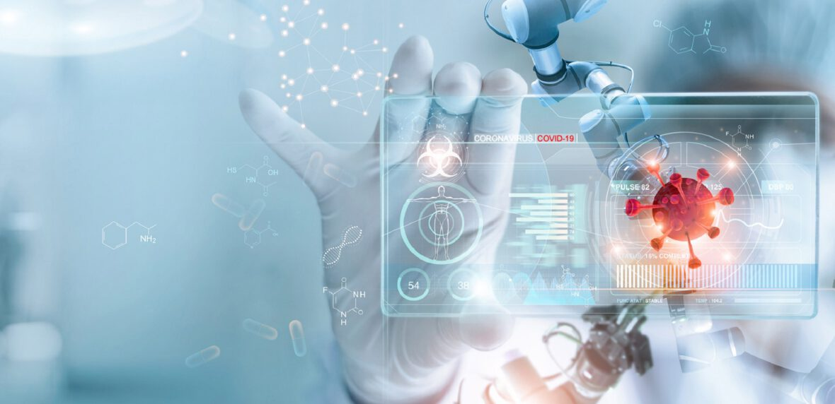 تشخیص ویروس کرونا با هوش مصنوعی