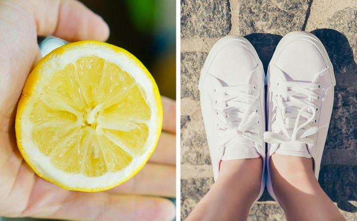 7. لیمو یا نارنج